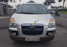 Cần bán xe Hyundai Starex sản xuất năm 2004, màu bạc, xe nhập