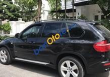 Cần bán gấp BMW X5 3.0 AT đời 2008, màu đen, nhập khẩu