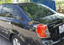 Bán ô tô Daewoo Lacetti EX sản xuất 2009, màu đen, 250 triệu