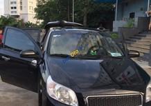 Bán ô tô Chevrolet Aveo LTZ 1.4 AT đời 2017, màu đen