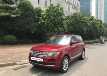 Cần bán lại xe LandRover Range rover HSE 3.0 năm 2015, màu đỏ, nhập khẩu nguyên chiếc