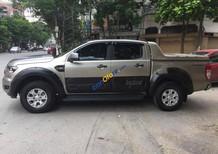 Xe Ford Ranger XLS 2.2AT năm 2016, màu vàng