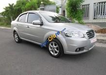 Cần bán Daewoo Gentra năm sản xuất 2007, màu bạc