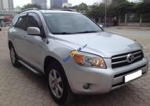 Xe Toyota RAV4 Limited sản xuất 2007, màu bạc, nhập khẩu