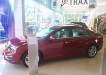 Chevrolet Cruze mới hỗ trợ vay 90% - Cam kết giá tốt - LH 0912844768