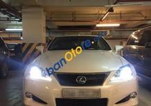 Bán Lexus IS 2.0 AT sản xuất năm 2010, màu trắng, xe nhập