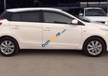 Bán Toyota Yaris sản xuất năm 2014, màu trắng, nhập khẩu nguyên chiếc