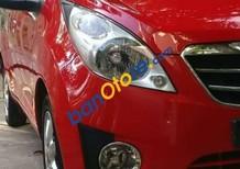 Bán Daewoo Matiz Groove năm 2010, màu đỏ xe gia đình, giá 282tr