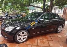 Cần bán xe Mercedes C200 sản xuất năm 2008, màu đen