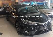 TOYOTA COROLLA ALTIS MỚI 2018 khuyễn mãi khủng tại Toyota Thanh Xuân - LH: 0904 686 457