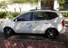 Bán Kia Carens năm sản xuất 2010, màu trắng xe gia đình