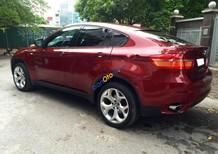 Cần bán gấp BMW X6 năm 2009, màu đỏ, xe nhập, giá 888tr