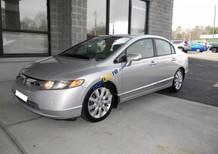 Cần bán lại xe Honda Civic năm 2008, màu bạc, xe nhập, giá tốt