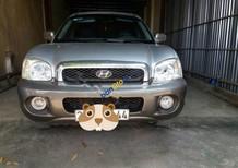 Bán ô tô Hyundai Santa Fe Gold 2.0 AT năm sản xuất 2005, nhập khẩu, giá 256tr