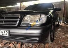 Cần bán xe Mercedes S600 1996, xe không bị đâm đụng, thủy kích, BSTP, ngay chính chủ