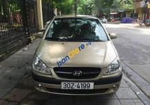 Bán ô tô Hyundai Getz năm sản xuất 2010, màu vàng, 288 triệu