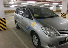 Bán xe Toyota Innova sản xuất năm 2011, màu bạc
