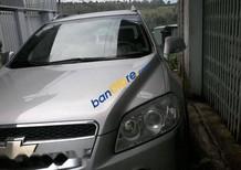 Cần bán Chevrolet Captiva sản xuất 2007, màu bạc, 310 triệu
