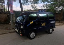 Cần bán gấp Suzuki Super Carry Van năm sản xuất 2003, màu xanh lam