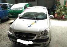 Bán Hyundai Getz 1.1 MT đời 2010, cửa sổ chỉnh điện, gương chiếu hậu