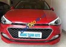 Cần bán lại xe Hyundai i20 1.4AT đời 2015, xe 1 chủ biển tỉnh, đi 28000km, màu đỏ
