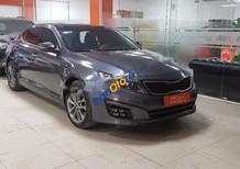 Bán xe Kia Optima K5  2.0 sản xuất 2014, màu xám, xe nhập