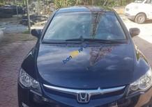 Cần bán xe cũ Honda Civic 1.8 AT, xe còn nguyên bản, đẹp, xe đi ít chỉ đi làm từ nhà đến cơ quan