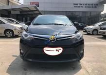 Cần bán Toyota Vios 1.5G năm sản xuất 2017, màu đen chính chủ, 598tr