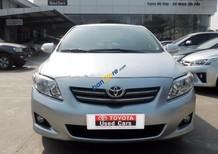 Cần bán lại xe Toyota Corolla Altis 1.8G AT đời 2009, màu bạc, giá tốt