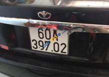 Bán xe cũ Daewoo Lacetti màu đen, đời 2010