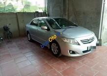 Bán Toyota Corolla Altis đời 2008, xe gia đình còn nguyên bản, mới đi được 99000 km