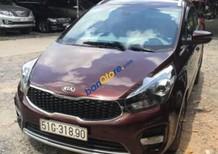 Cần bán lại xe Kia Rondo GAT năm sản xuất 2017, màu đỏ