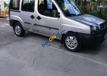Bán Fiat Doblo đời 2003, màu bạc, đài AM/FM