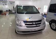 Bán Hyundai Grand Starex 2.5 MT sản xuất năm 2010, màu bạc
