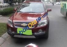 Nhà bán Chevrolet Captiva đời 2011, màu đỏ