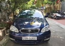 Cần bán gấp Toyota Corolla Altis 1.8G MT 2002, màu xanh lam, xe đẹp