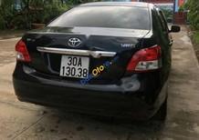 Bán Toyota Yaris 1.3 AT sản xuất 2008, màu đen, xe nhập