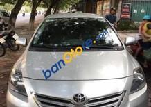 Bán Toyota Vios E đời 2012, màu bạc, xe gia đình nên đi rất ít, xe còn sơn zin 100% chưa sơn lại