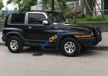 Cần bán xe Ssangyong Korando sản xuất năm 2004, màu đen