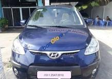 Bán Hyundai Grand Starex 1.25AT đời 2010, màu xanh lam, xe đẹp