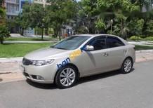 Bán Kia Forte 1.6AT đời 2011, màu vàng, xe đi 20 ngàn km