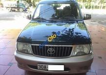 Bán Toyota Zace đời 2004, vô lăng củ số còn mới sần gai, ốc nhái đồng áng trắng tinh vàng ươm