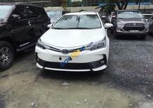 Bán xe Toyota Corolla Altis 1.8E (CVT) đời 2018, khuyến mãi nhiều tiền mặt và phụ kiện