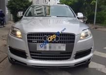 Bán Audi Q7 đời 2007, màu bạc, xe nhập