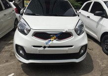 Bán Kia Morning 1.0 AT Sport năm sản xuất 2014, màu trắng, nhập khẩu nguyên chiếc, xe đẹp