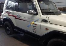 Bán xe Ssangyong Korando đời 2001, màu trắng, máy móc còn êm bao chạy