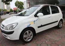Bán Hyundai Click 1.4 AT đời 2007, màu trắng, xe ĐK lần đầu 2008, biển 4 số từ đầu 1 chủ sử dụng