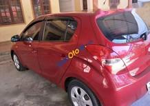 Cần bán xe Hyundai i20 2011, màu đỏ, màu sơn đang rin 99%