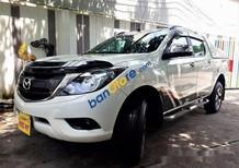 Bán ô tô Mazda BT 50 sản xuất năm 2015, màu trắng, xe đẹp