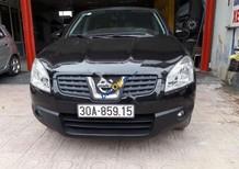 Xe Nissan Qashqai AT sản xuất 2008, màu đen, nhập khẩu nguyên chiếc